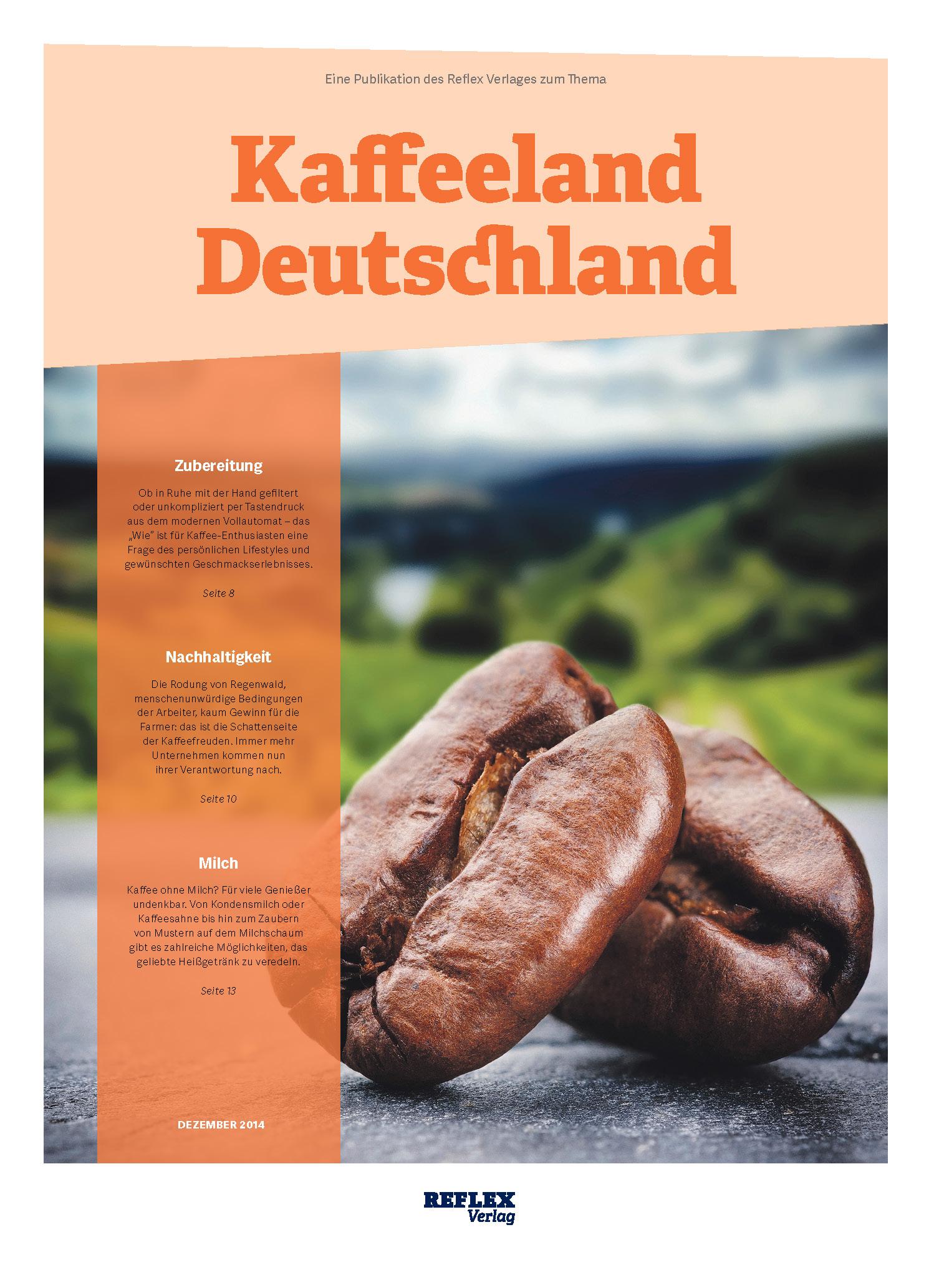 Reflex Verlag | Kaffeeland Deutschland