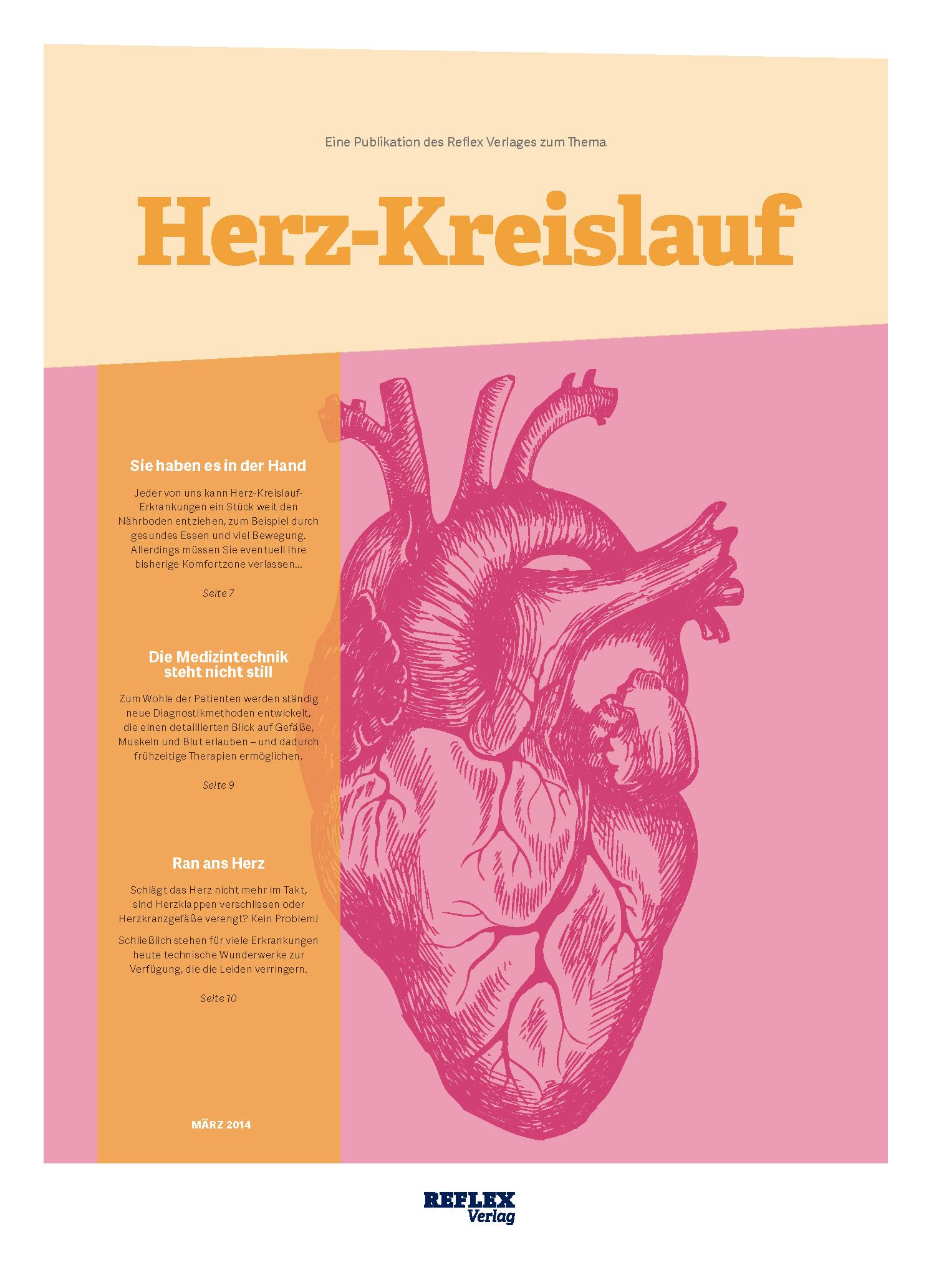 Reflex Verlag | Herz-Kreislauf