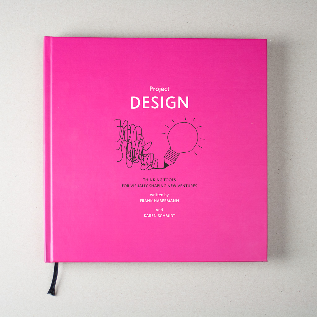 "Buch ""Project DESIGN"""
