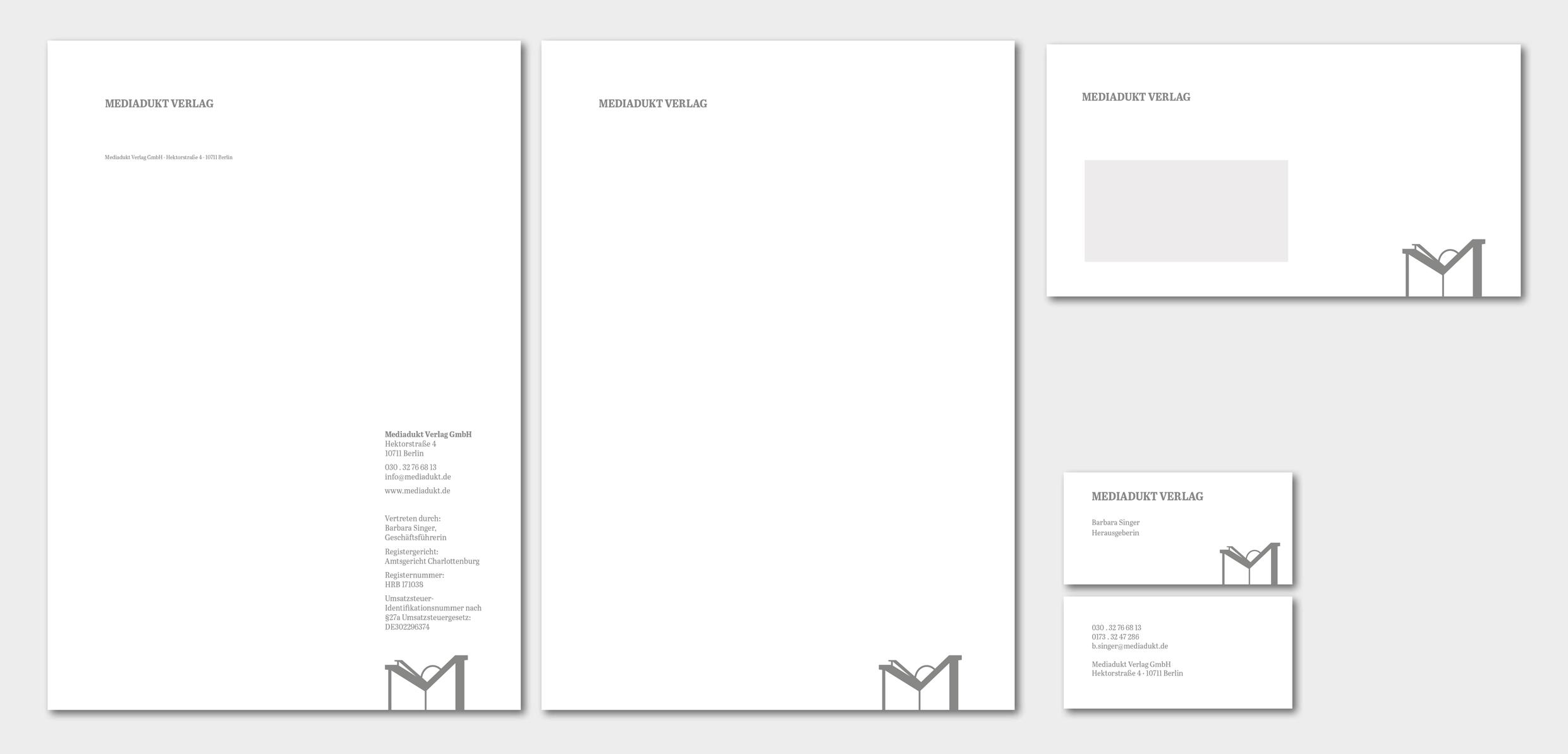 erscheinungsbild -Mediadukt Verlag